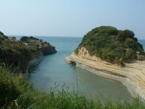 Beach of Corfu